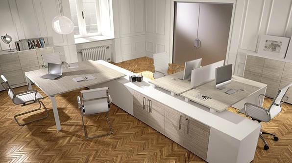 Colombini - Ufficio - Loft - bifacciale
