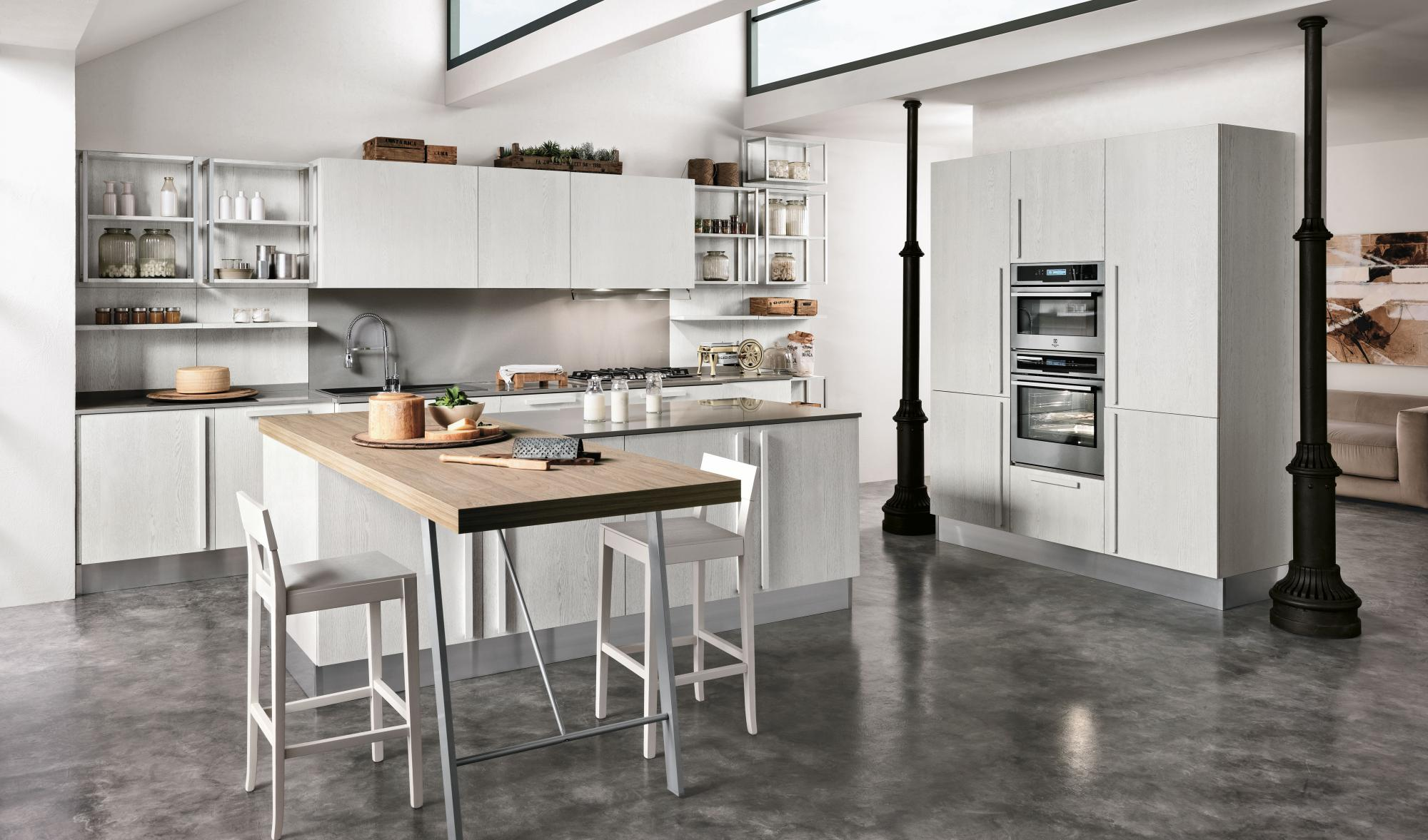 Essenza - Cucine - Artec - Colombini