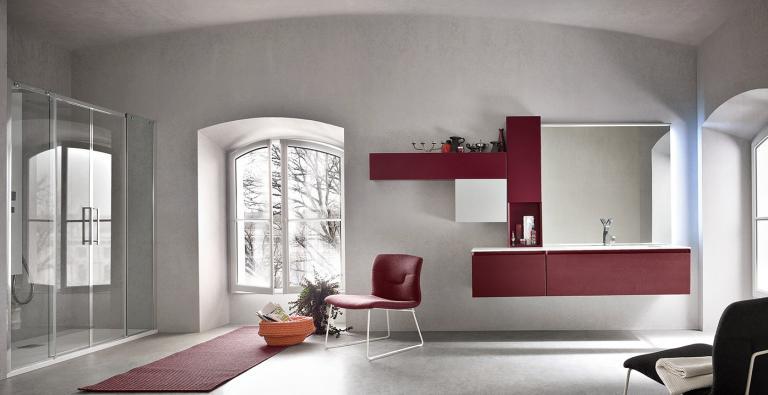 IDEAL BAGNI - Bagni Moderni e di Design - LINEA MARTIN
