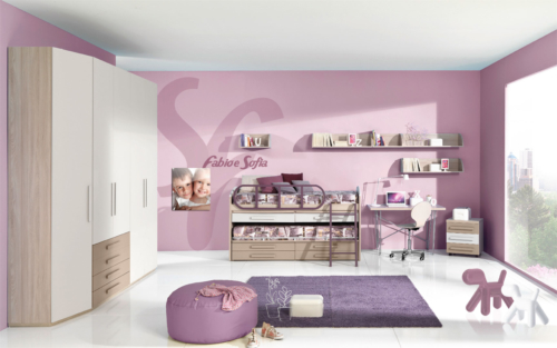 beds - children's bedroom - children's rooms - classic furniture
