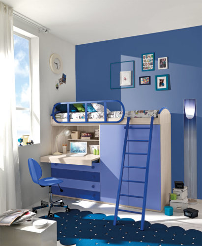 modern furniture - italian furniture - kids bedroom - baby bed - baby bedroom
