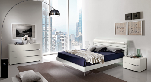 double room - night furniture - dressers - nightstands