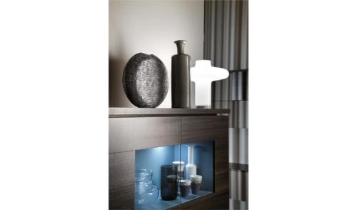 lampada - piantana - abat jour - accessori - complementi - Colombini - casa - Aladin