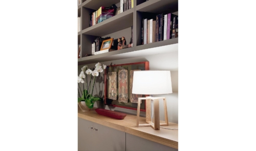 lampada - piantana - abat jour - accessori - complementi - Colombini - casa - Bliss