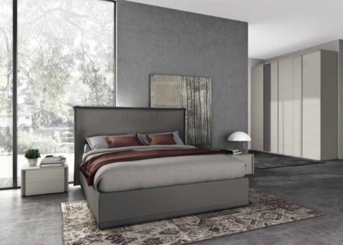 Colombini - letto - matrimoniale - design