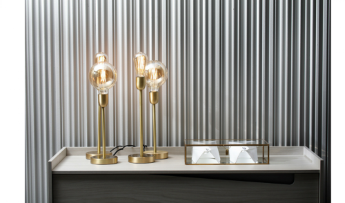 lampada - piantana - abat jour - accessori - complementi - Colombini - casa - Candle