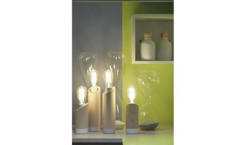 lampada - piantana - abat jour - accessori - complementi - Colombini - casa - Chimo