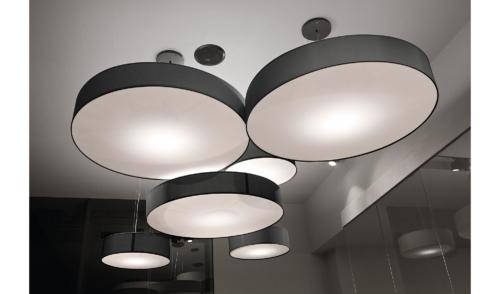 lampada - piantana - abat jour - accessori - complementi - Colombini - casa - Circle