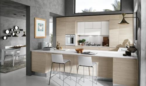 Colombini cucina moderna mod. Isla 2