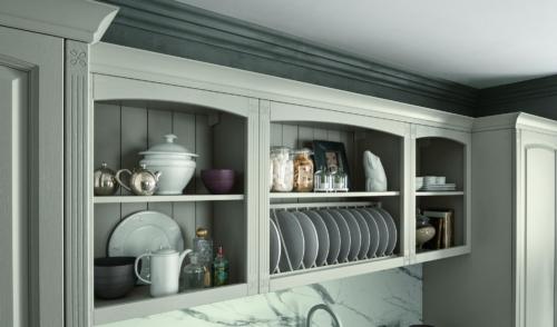 Cucina classica Mida particolare 5
