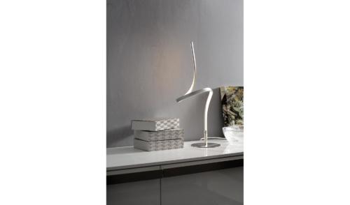 lampada - piantana - abat jour - accessori - complementi - Colombini - casa - Curl