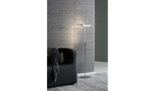 lampada - piantana - abat jour - accessori - complementi - Colombini - casa - Curl lampada