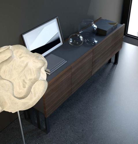 Arredamento - living - zona giorno - stretture in ferro e legno - Granzotto - Iron wood day - essential 7