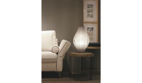 lampada - piantana - abat jour - accessori - complementi - Colombini - casa - Grease