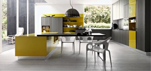 Kalea - cucina moderna - Cesar