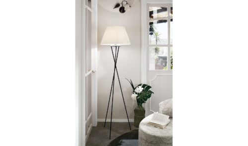 lampada - piantana - abat jour - accessori - complementi - Colombini - casa - Lydia
