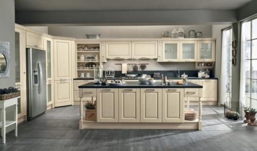 Cucine - Cucine classiche - Colombini casa - Opera - avorio