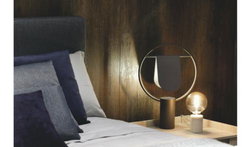 lampada - piantana - abat jour - accessori - complementi - Colombini - casa - Orly
