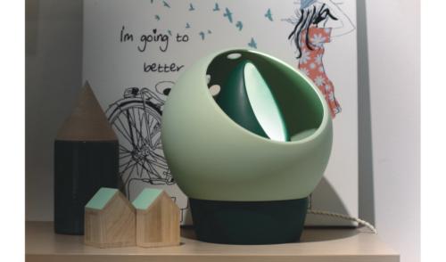 lampada - piantana - abat jour - accessori - complementi - Colombini - casa - Rolling