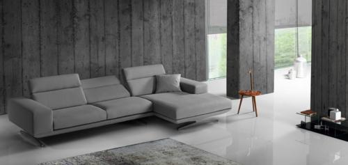 Excò sofà - divani angolari a Vicenza di tante misure e tessuti