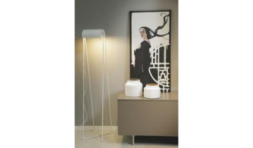 lampada - piantana - abat jour - accessori - complementi - Colombini - casa - Somsaka