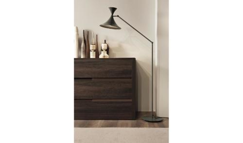 lampada - piantana - abat jour - accessori - complementi - Colombini - casa - Vintage lampada