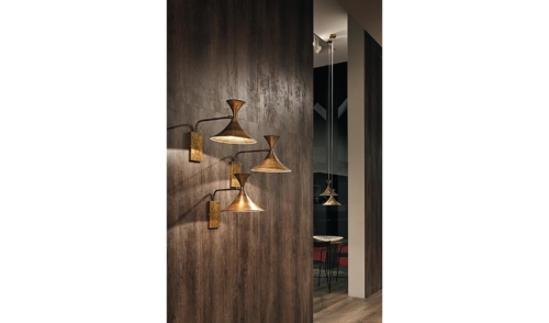 lampada - piantana - abat jour - accessori - complementi - Colombini - casa - Vintage lampada luce
