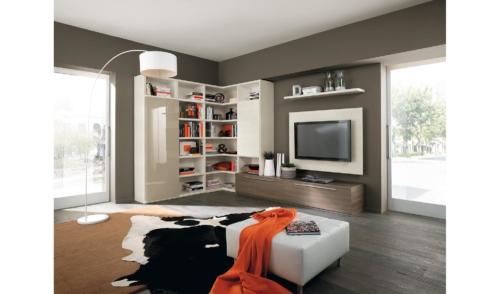 lampada - piantana - abat jour - accessori - complementi - Colombini - casa - Zafra