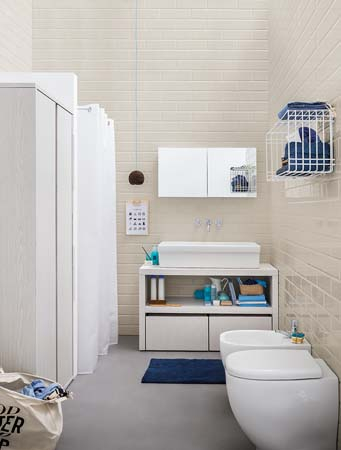 bathroom - laundries - shoe cabinet - containers - entrance hall - complementary items - birex