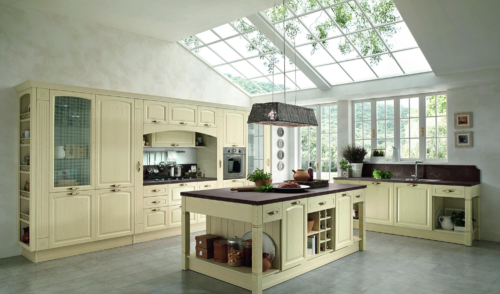 Cucine - Cucine classiche - cucine country - cucina stile shabby - Colombini casa - Mida