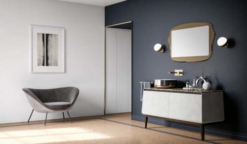 Bagno moderno  - Birex - bagno fenix - outlet bagni - Campus - arredo bagno vicenza - arredo bagno moderno - arredo bagno classico