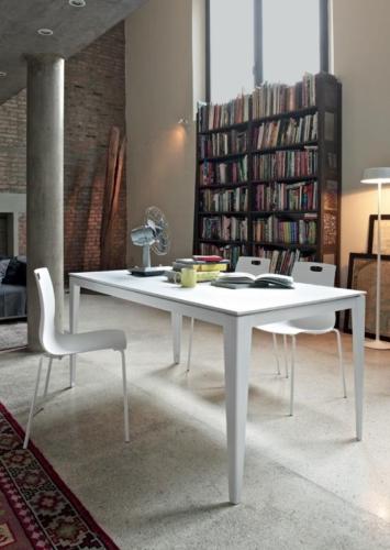 Tavoli - Bontempi - Ingenia - Casa - tavoli fissi - allungabili - Dom