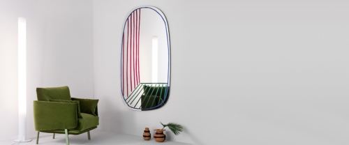 Accessori - Idea - Complementi - Bonaldo - new perspective mirror