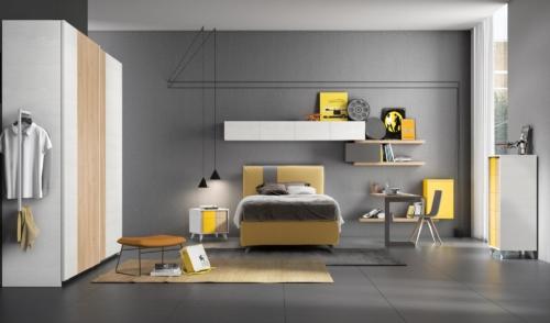 Camerette per bambini - Colombini casa - arredamento notte - arredo camerette - idee camerette - camerette vicenza