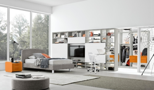 bedroom furniture - italian furniture - kids room