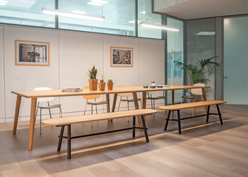 Sedie - Seduta - OMP Group - Infiniti design -  panca
